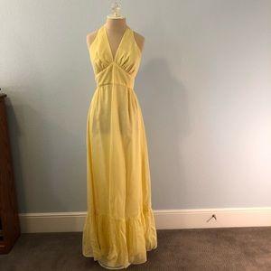 Dresses & Skirts - Emma Domb Halter Dress